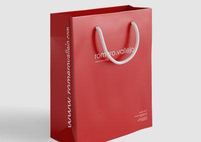 Rebranding. Romero y Vallejo arquitectura