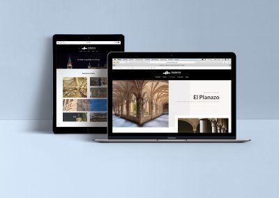 Diseño de Branding y Web. Tránsito Toledo