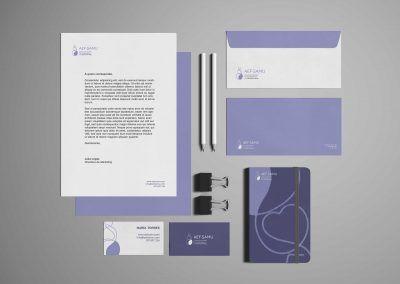 Diseño de la Identidad de Marca – Asociación Española de Fisioterapeutas en Salud de la Mujer