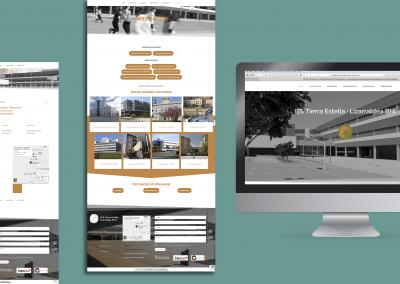 Diseño de página web – IES Tierra Estella